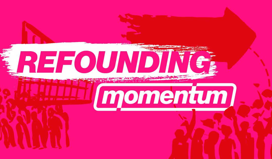 Refounding Momentum